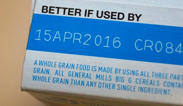 Best If Used By Expiration Date