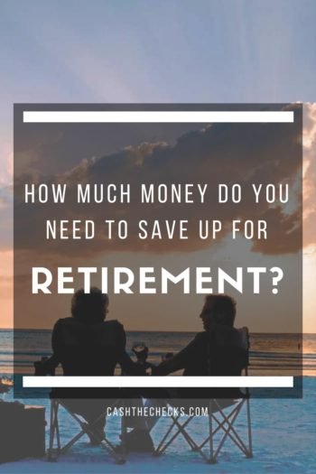 How Much Do You Need For Retirement?