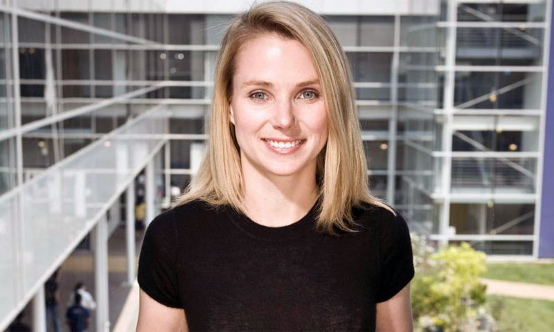 Marissa Mayer Sleeping Habits