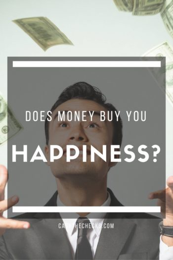 Does Money Buy You Happiness?