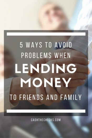 How To Avoid Problems When Lending Money To Friends
