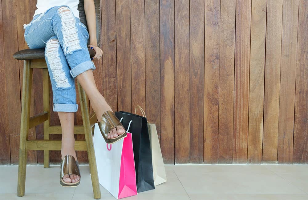 Problems overcoming emotional spending