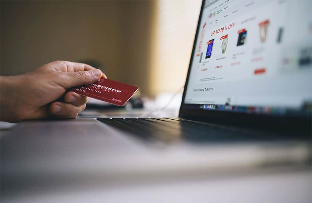 How to stop shopping online